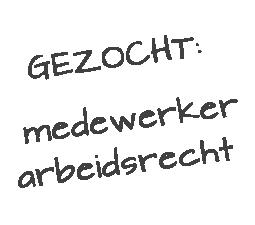 Workx zoekt medewerker arbeidsrecht